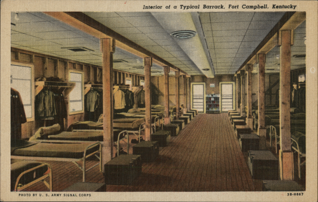 Camp-Campbell-Barracks-postcard